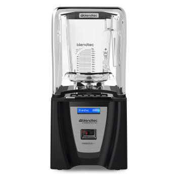 Blendtec Connoisseur 825 Hochleistungsmixer inkl. 1 Fourside Jar Behälter und Lärmschutz