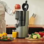 Mobile Preview: Hurom H200 Premium Series Whole Slow Juicer Langsamentsafter mit Selbsteinzug