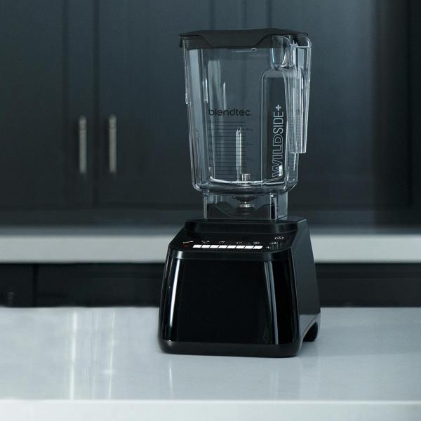 Blendtec Designer 650 inkl. WildSide+ Jar